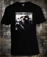 Футболка Divine Heresy Skull