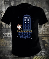 Doctor Who 8 bit