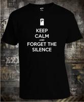 Футболка Doctor Who Keep Calm
