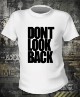 Футболка Don't Look Back