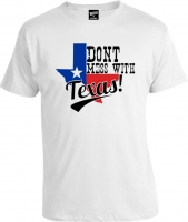 Футболка Don't Mess With Texas