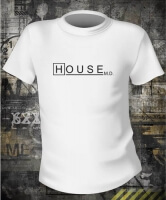 Футболка Dr. House