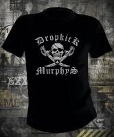Футболка Dropkick Murphys Jolly Roger