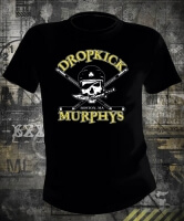 Футболка Dropkick Murphys Hockey Skull