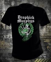 Футболка Dropkick Murphys Skeleton Piper