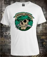 Футболка Dropkick Murphys Swordmouth Tour