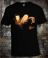 Футболка Elvis Presley Microphone