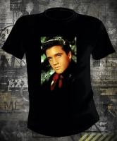 Elvis Presley Red Scarf