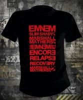 Eminem Albums Titles