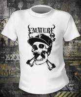 Футболка Emmure Street Skull