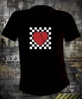 Футболка Emo heart