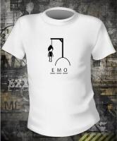 Футболка Emo must die