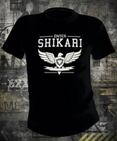 Футболка Enter Shikari Alligance