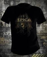 Epica The Quantum Enigma Skull