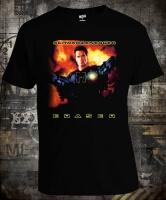 Футболка Eraser Schwarzenegger Cover