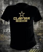 Eric Clapton Red Square