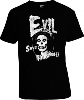Футболка Evil Save the Queen