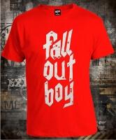 Футболка Fall Out Boy Metal Stack