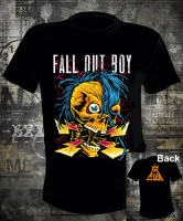 Fall Out Boy Skull