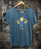 Футболка Fallout Baseball