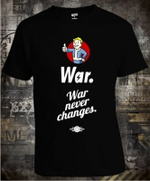 Футболка Fallout Boy War Never Changes