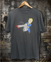 Футболка Fallout Machine Gun