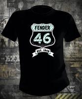 Футболка Fender Route 46