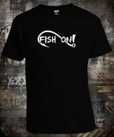 Футболка Fish on!