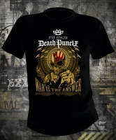 Футболка Five Finger Death Punch War Is The Answer