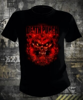 Футболка Five Finger Death Punch Hell To Pay