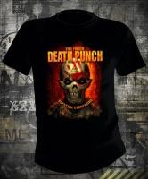 Five Finger Death Punch Illuminati