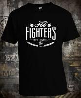 Футболка Foo Fighters 100% Organic