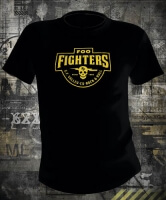 Футболка Foo Fighters Valley Skull