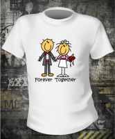 Футболка Forever Together