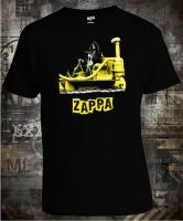 Frank Zappa Tractor Photo