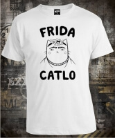 Футболка Frida Catlo