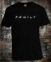 Футболка Friends Family