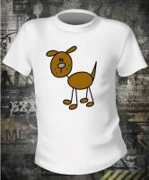 Футболка Funny Dog