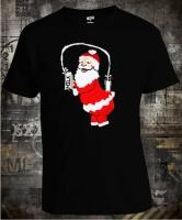Футболка Funny Santa