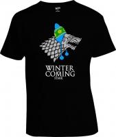 Футболка Game Of Thrones Winter Is Coming Stark Hat