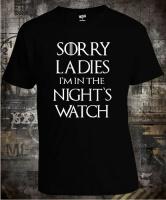 Футболка Game of Thrones Sorry Ladies