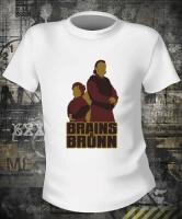 Game of Thrones Brains & Bronn