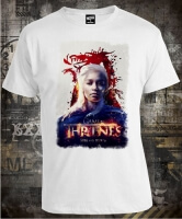 Game of Thrones Khaleesi fire and blood