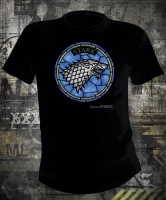 Футболка Game of Thrones Stark Stained Glass