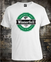 Футболка Game of Thrones Winterfell Beer