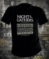 Футболка Game of Thrones Night Gathers