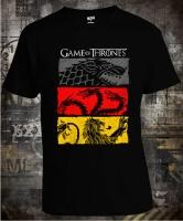 Футболка Game of Thrones 3 Lines