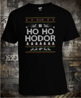 Футболка Game of Thrones Ho Ho Hodor