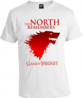Футболка Game of Thrones The North Remembers
