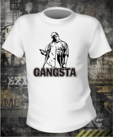 Футболка Gangsta
